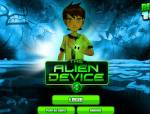 Бен 10:Бен 10 игры - The Alien Device