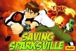 Бен 10:Ben 10 – Saving Sparksville