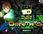 Бен 10:Бен 10 - Омни матч