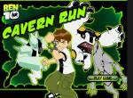 Бен 10:Бен 10 игры - Cavern Run