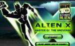 Бен 10:Бен 10 игры - Alien X - Master Of The Universe