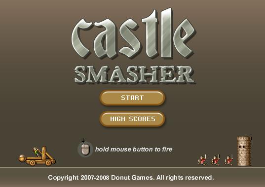 В играть в разрушителя замков онлайн