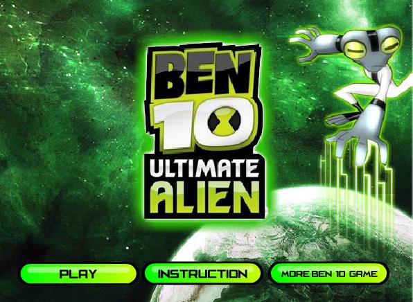 Как создать свою игру бен10