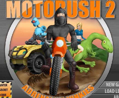 Как играть в играть в moto rush 2 онлайн