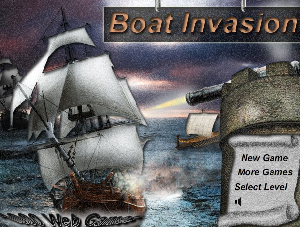 Как играть в играть boat invasion онлайн