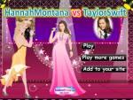 Игры Ханна Монтана:Ханна Монтана против Тэйлор Свифт