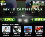 Бен 10:Бен 10 против зомби