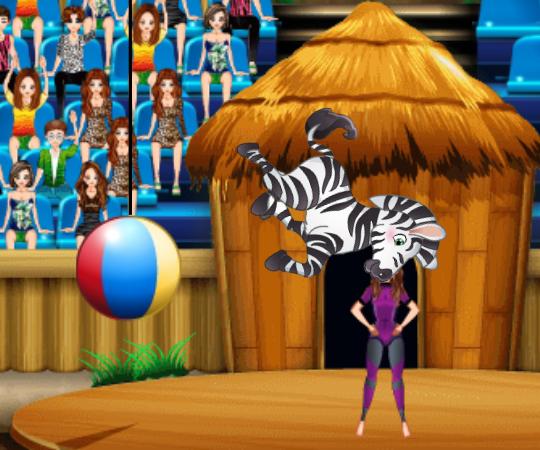 Игры девочек дельфины шоу 9