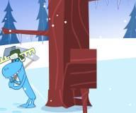 Игры для мальчиков:Олень Дылда лесоруб