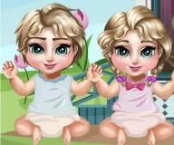 Эльза родила двойню 2