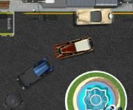 Парковка мафии в городе