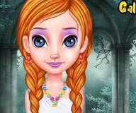 Элегантная принцесса Анна