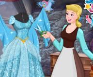 Сшей платье для Золушки
