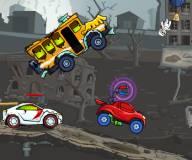 Тачки 2:Машина ест машину 5