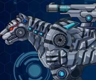 Трансформеры:Трансформер снежный тигр