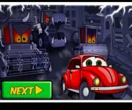 Тачки 2:Машина ест машину 4