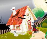 Переделка дома на Хэллоуин