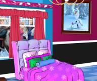 Переделка комнаты в стиле Холодное сердце