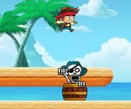 Убеги от пиратов