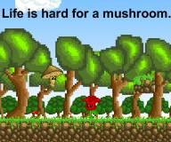 Игры для мальчиков:Одинокий гриб