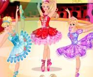 Школа балета принцесс Диснея