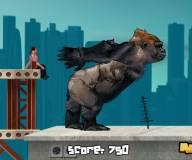 Игры для мальчиков:Большая плохая обезьяна