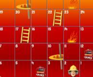 Пожарный Сэм:Соревнование пожарников Сэма и Нормана