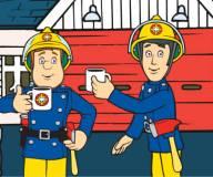 Пожарный Сэм:Один день с пожарными