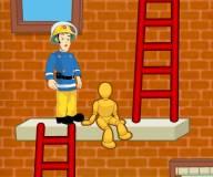 Пожарный Сэм:Тренировка пожарного Сэма