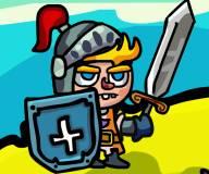Игры для мальчиков:Молодой рыцарь