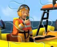 Пожарный Сэм:Пазл Пожарный Сэм