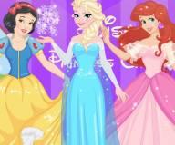 Кастинг принцесс Диснея