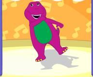 Барни танцует