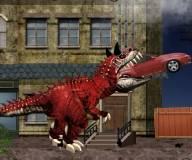 Тираннозавр Рекс в Париже