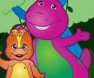 Барни и его друзья из джунглей