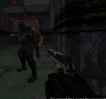 стрелялки по зомби: