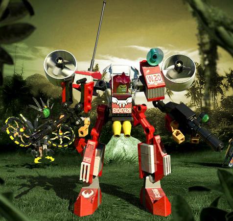 Лего роботы игры играть о