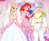Сбежавшая невеста Эльза