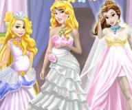 Одевалка беременных принцесс Диснея