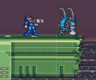Мегамен Икс 2