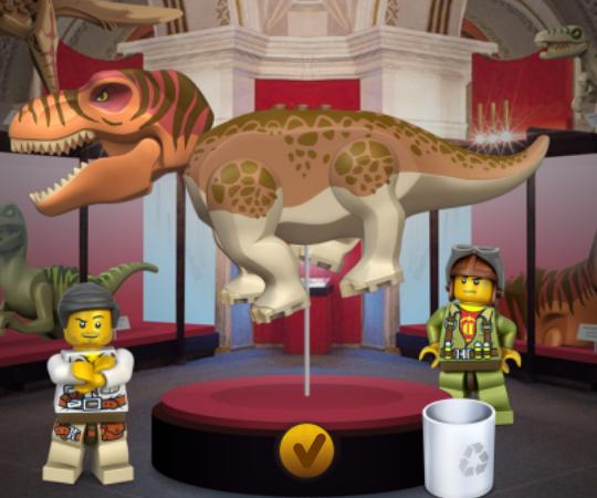 Игры динозавры позволят тебе ненадолго перенестись в далёкое прошлое, во времена гигантских папоротников и летающих ящеров!