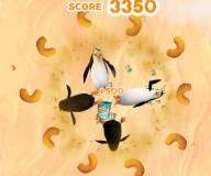Мадагаскар игры:Пингвины Мадагаскара скайдайвинг