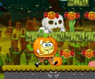 Губка Боб: Забег на Хэллоуин