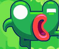 Зеленый ниндзя-лягушка
