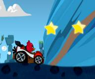 Энгри бердз гонки на машинах 3