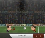 Футбольные головы чемпионат Бразилии 2014