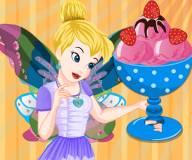 Фирменное клубничное мороженое