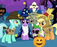 Пони:Веселье на Хэллоуин с Май литл пони