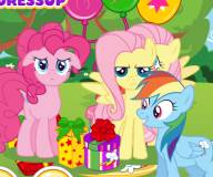 Пони:Сюрприз на вечерике Май литл пони