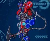 Трансформеры:Сборка роботов трансформеров